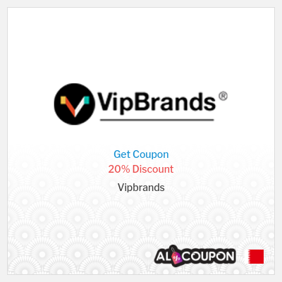 20% Vipbrands Discount Code | Including all brands