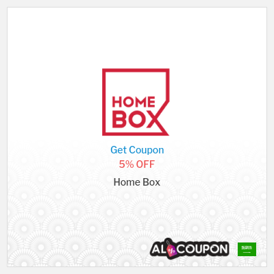 Home Box Online Shopping Saudi Arabia   Promo Codes & Offers