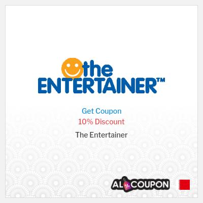 The Entertainer Bahrain | Promo codes & vouchers