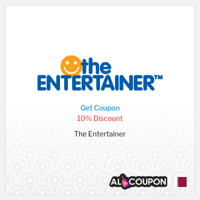 The Entertainer Qatar | 10% off all products & services