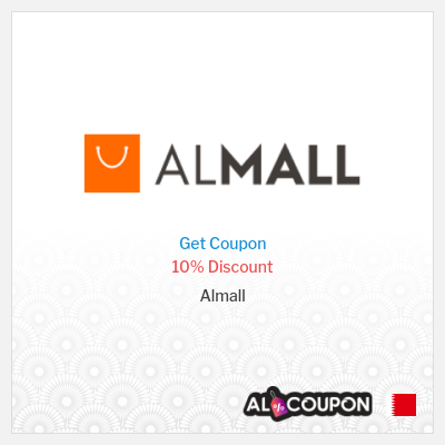 Almall Discount Code   10% off all products