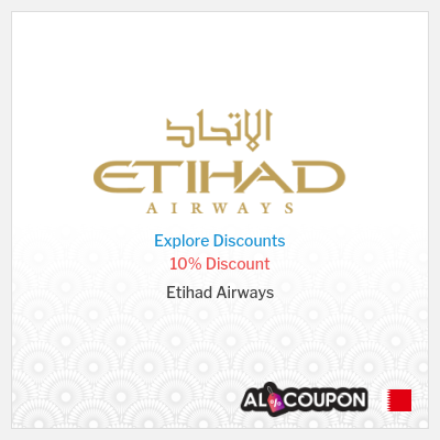 Etihad Promo Code 2021 Available Now with no Conditions