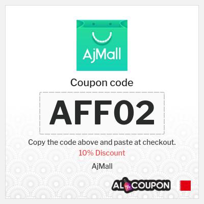 AjMall Coupon Code Bahrain   Enjoyable Online Shopping
