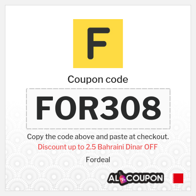 Fordeal Coupon Code | 2021 Discounts & Promotions