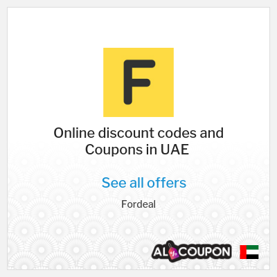 Benefits and advantages of Shopping through Fordeal UAE