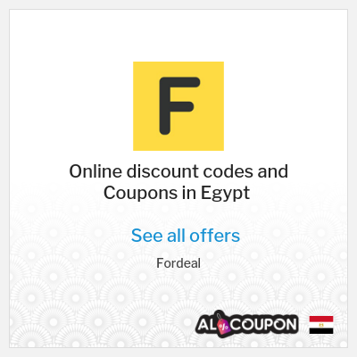 Benefits and advantages of Shopping through Fordeal Egypt