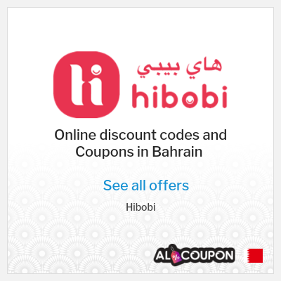 Hibobi Bahrain | 10% discount off your purchase