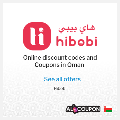 Hibobi Oman | 10% discount off your purchase