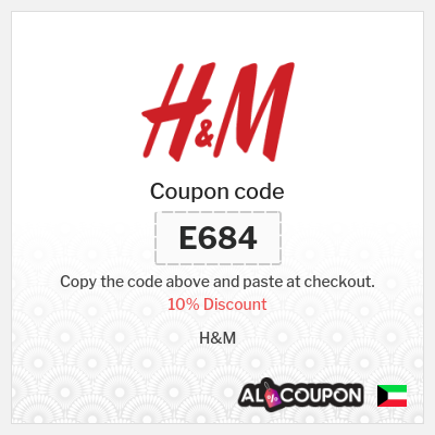 H&M Offers & Promo Codes Kuwait | 10% Discount Sitewide