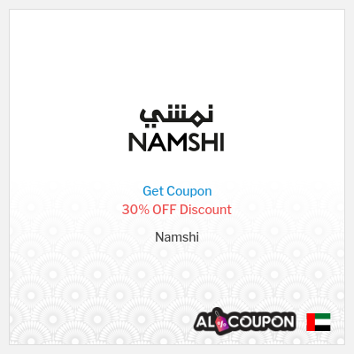 30% Namshi Promo Code 2020 | Discount valid for new customers