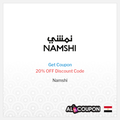 Namshi promo code | 20% OFF women's ONLY shoes & boots