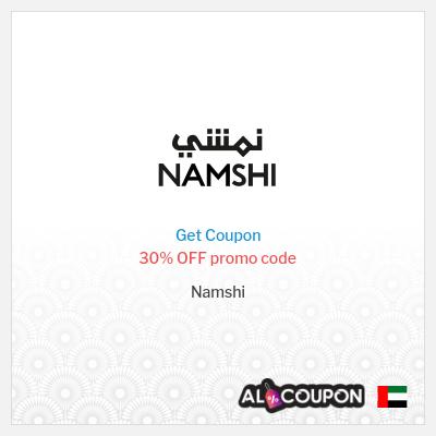 30% Namshi promo code   Including Kids Jackets & Coats