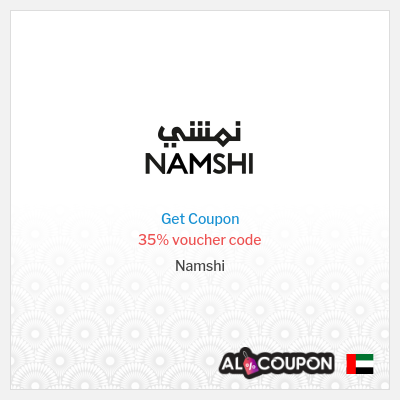 Namshi discount code 35% | Valid on all Jack & Jones products