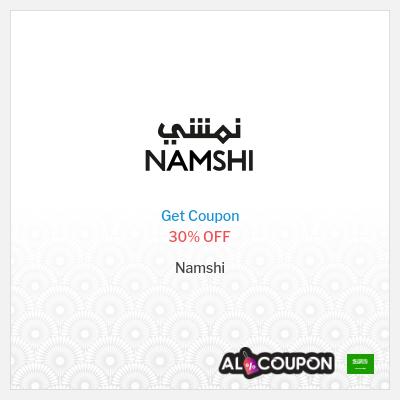 Namshi Promo Code 30%   Valid for Namshi's women's dresses