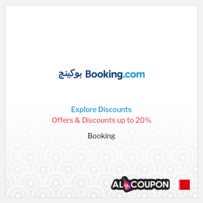 Booking Coupon Code | Book your stay with 20% discounts & deals