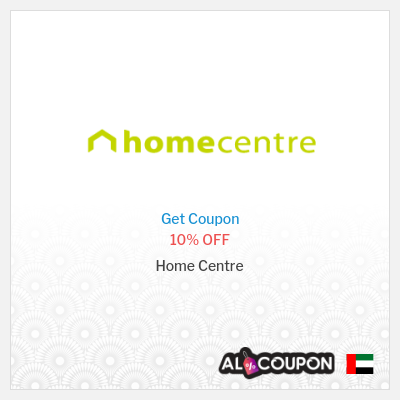 Home Centre online shopping UAE   Sales & coupons
