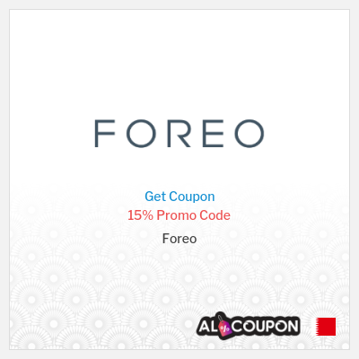 Foreo Bahrain | 15% OFF Foreo coupon code