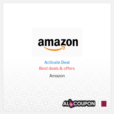 Amazon | Best Promo Codes & Coupons Qatar