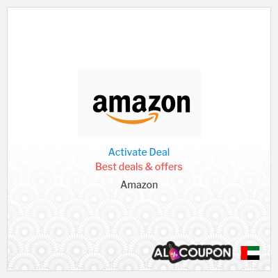 Amazon | Best Promo Codes & Coupons UAE