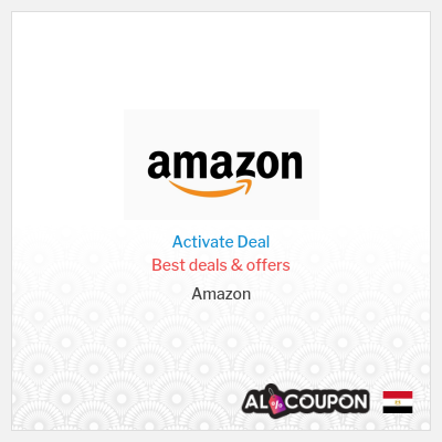 Amazon | Best Promo Codes & Coupons Egypt