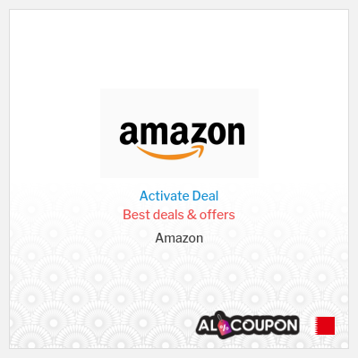 Amazon   Best Promo Codes & Coupons Bahrain