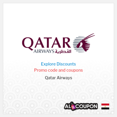 Qatar airways Egypt Offers | Discount codes & coupons