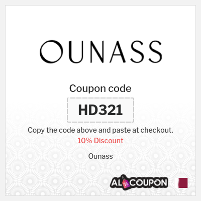 Ounass Qatar Coupons and Discount Codes 2020