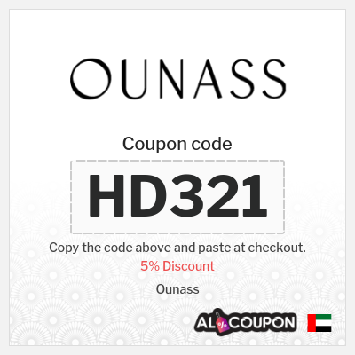 Ounass UAE Coupons and Discount Codes 2020