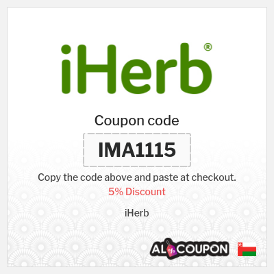 iHerb Promo Codes, Discounts & Coupons | Valid in Oman