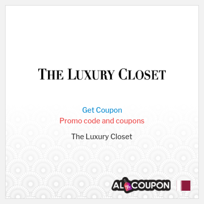 The Luxury closet discount code 2020 | New users only