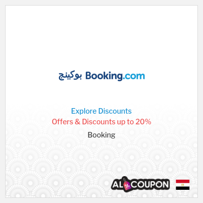 Booking Promo code, Coupons & Discount Code 2021