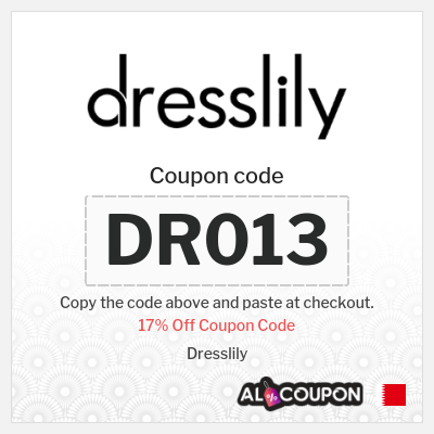 Dresslily Coupon Code 2021   Sale & full-priced products