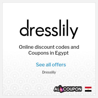 Dresslily website feautures