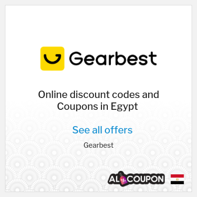 Gearbest website features