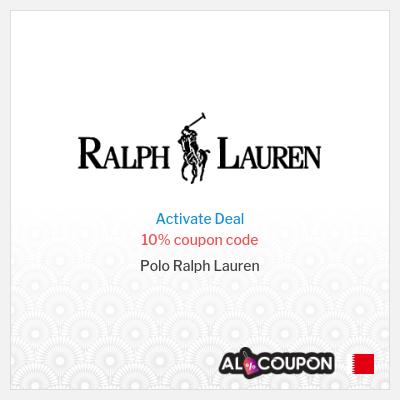 Polo Ralph Lauren Bahrain   Promo Code