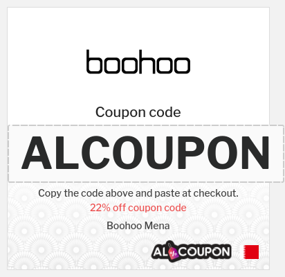 Boohoo Promo Code 2020 | 22% off all products