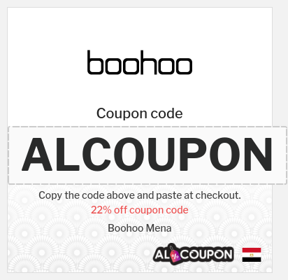 Boohoo Promo Code 2021 | 22% off all products