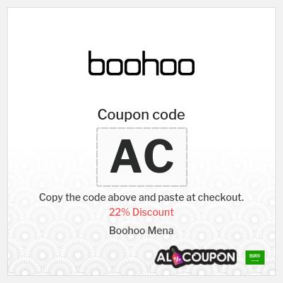Boohoo Mena promo codes, discounts & deals Saudi Arabia