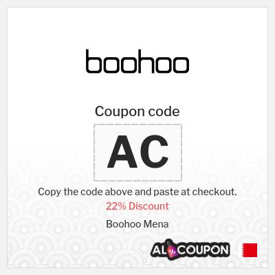 Boohoo Mena promo codes, discounts & deals Bahrain