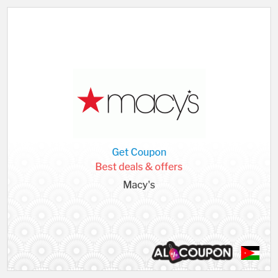 Macy's Sale | Up to 30% off for all Jordan customers