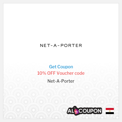 10% Net-a-porter discount code | Free shipping to Egypt