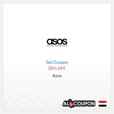 25% Asos Discount Code 2021 | Get the best Asos coupons