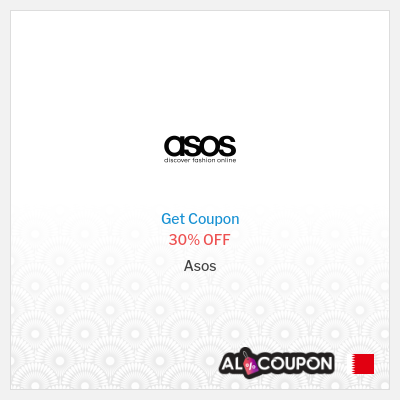 30% Asos Discount Code 2021 | Get the best Asos coupons