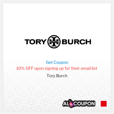 Tory Burch   Top Offers and Coupons 2020