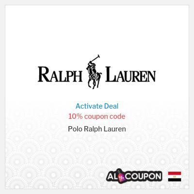 10% Ralph Lauren discount code 2020 | First order Only