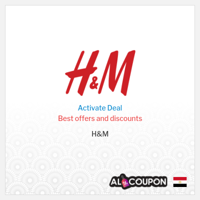 H&M Free shipping | For Egypt customers