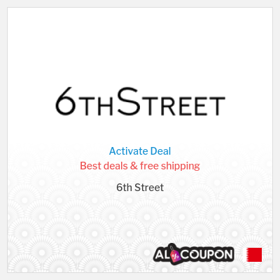 6th street Free shipping offer | To Manama, Riffa, Muharraq... etc.