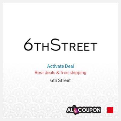 6th street Free shipping offer   To Manama, Riffa, Muharraq... etc.