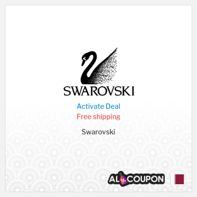 Swarovski free shipping | Activate deal now