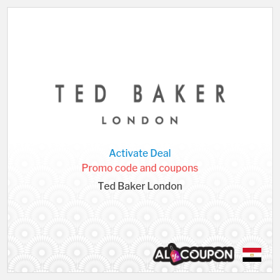Ted Baker | Ultimate Discount Codes & Sales Egypt